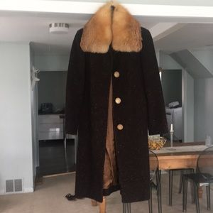 A Cole Haan collection designer winter coat